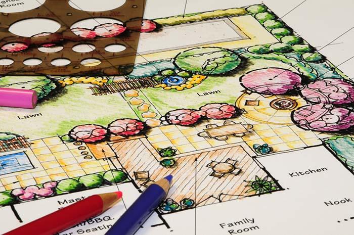 Garden Designs & Upgrades Brisbane - Circle Maintenance